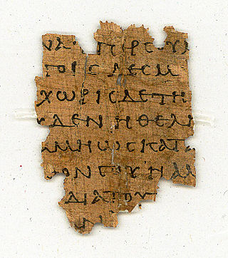 Philemon fragment