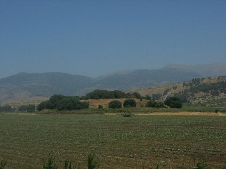 Huleh Basin, Tel Anafa