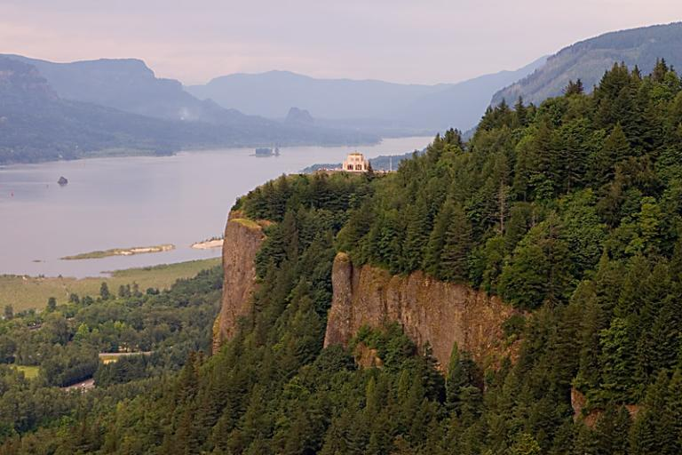 Vista House, Washington