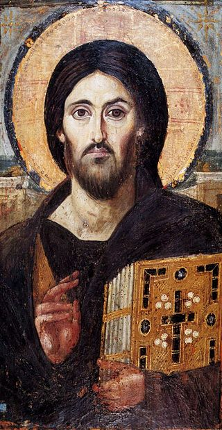 Christ Pantocrator, St. Catherine's