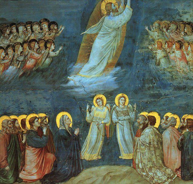 """Giotto's """"Ascension"""""""