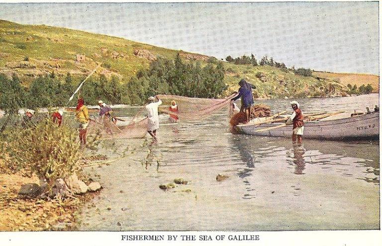 Galilean fishermen