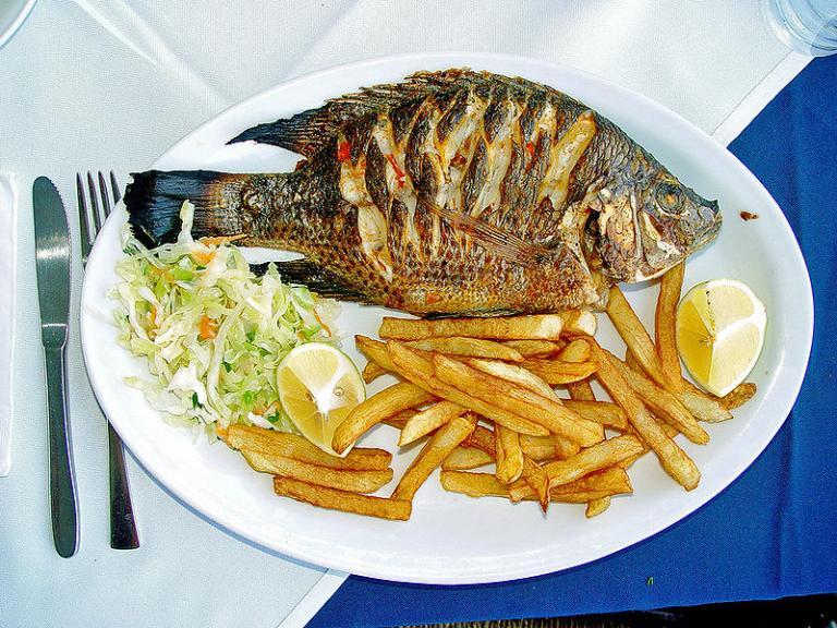 St. Peter's fish