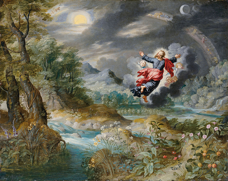 Brueghel the Younger, picture of creation