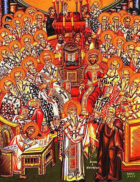 Nicea 325 AD