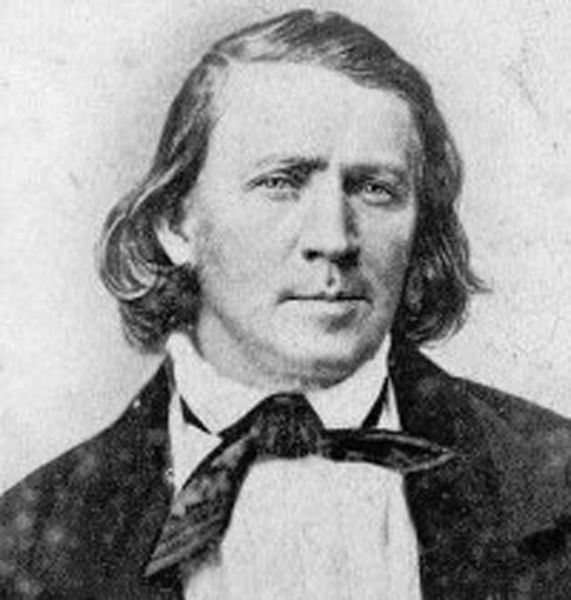The late Brigham Young, 2d pres.