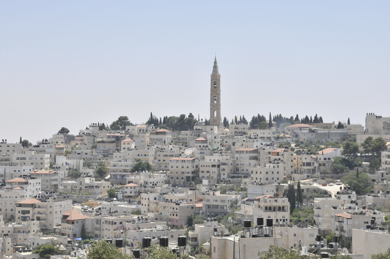 A view of Dor Mitsion, J'lem