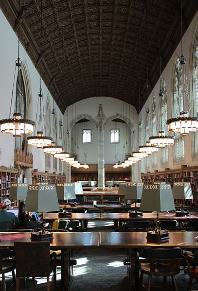 Sterling Library Yale
