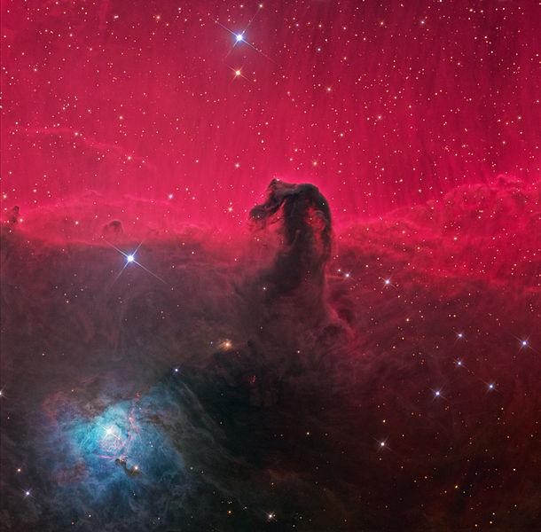 "Barnard 33, the ""Horsehead Nebula"""