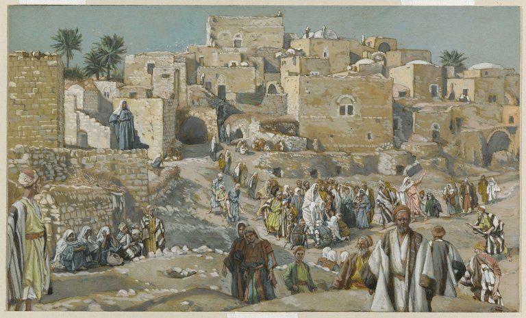 Tissot life of Christ image