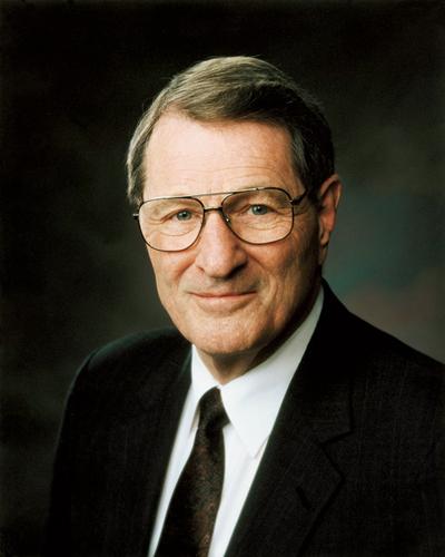 The late Elder Maxwell
