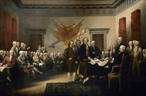 Continental Congress in 1776