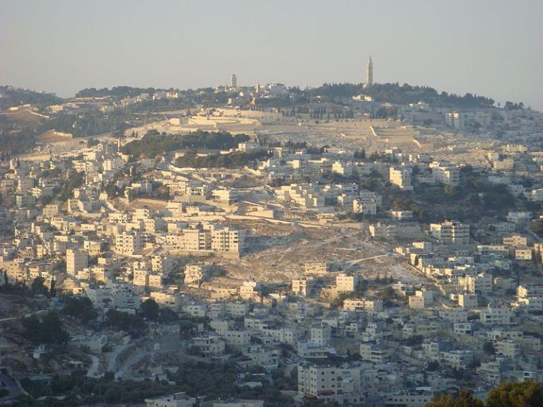 J'lem Mt. Olives
