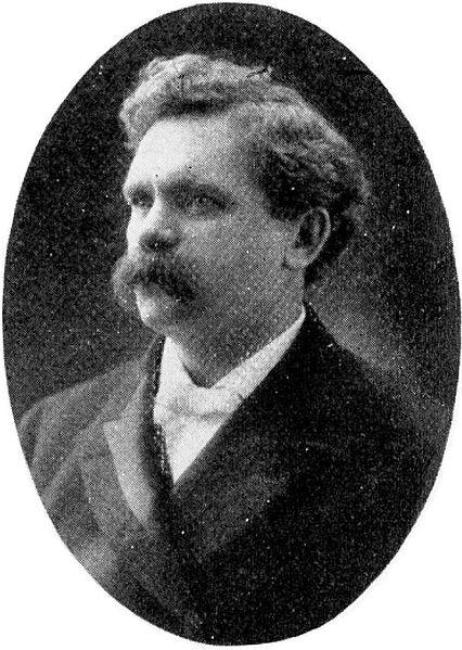 Brigham Henry Roberts, ca. 1901 1901