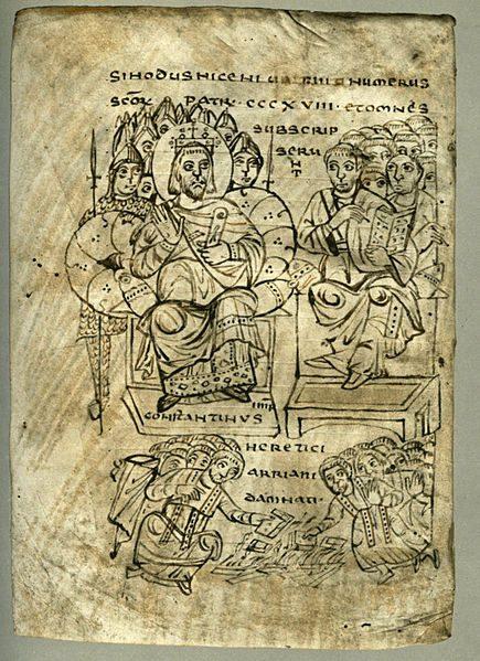 Constantinian book burning