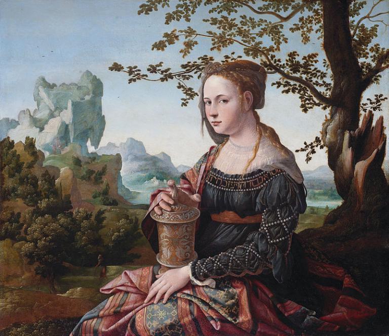 Van Scorel, Mary Magdalene
