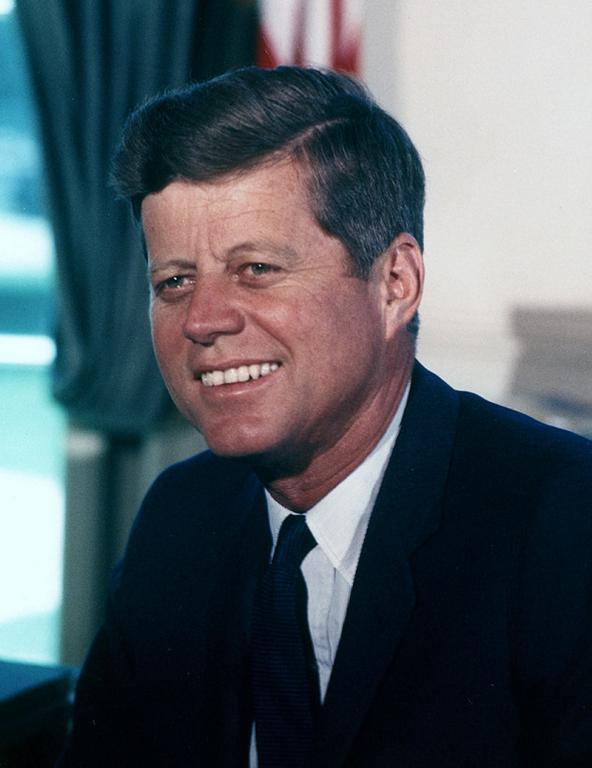 JFK photo official