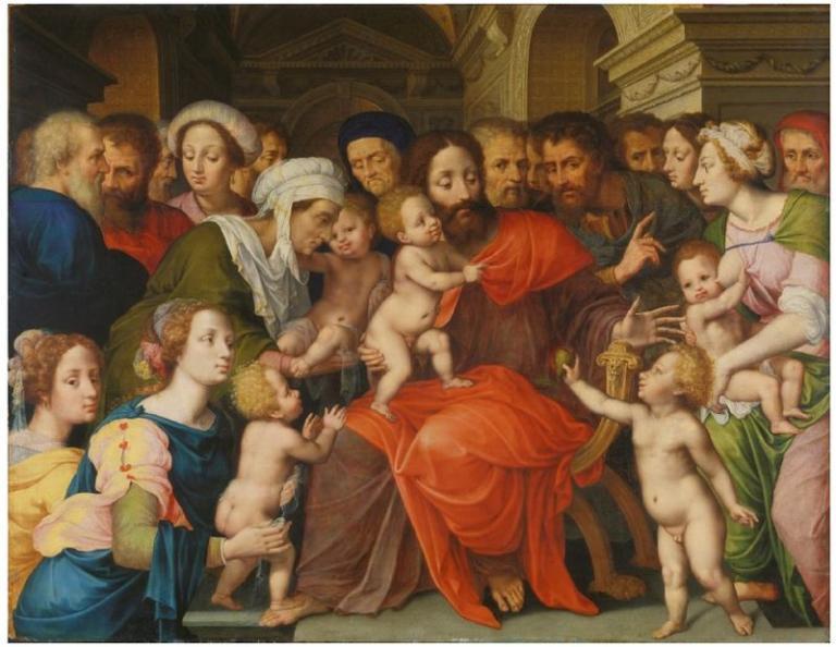 Sellaer Christ Children