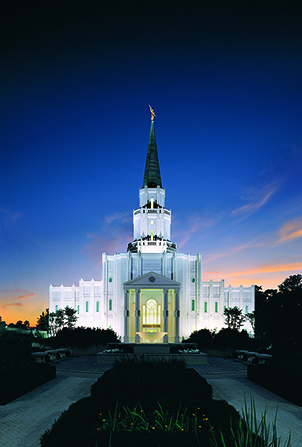 Texas's second temple