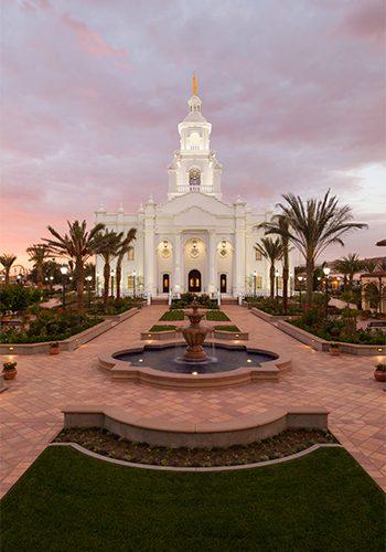 The Tijuana Mexico Temple
