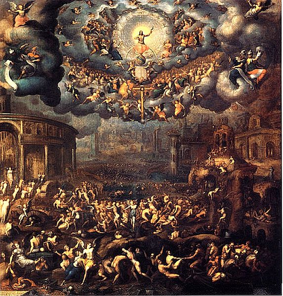 Last Judgement, Jean Cousin