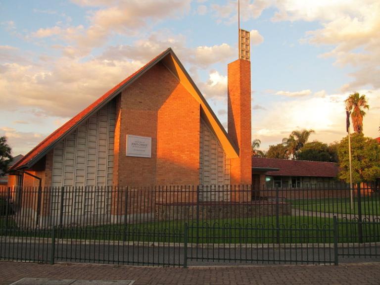 LDS Chapel in Fitzroy, Adelaide, Australia