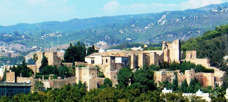 Malaga's Alcazaba