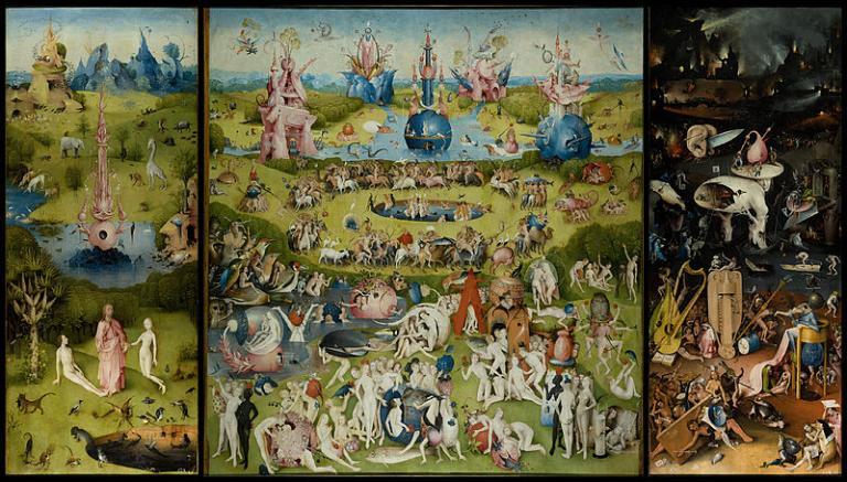 Bosch's Garden