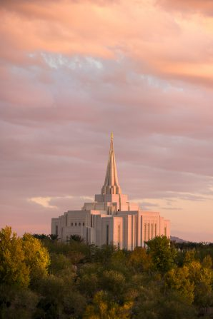 Arizona's fourth temple, I believe