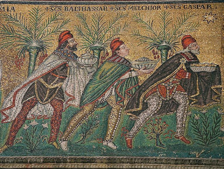 Three Ravenna Magi