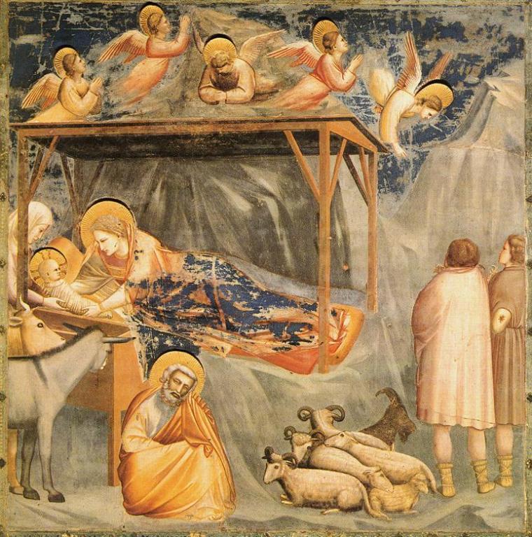 Scrovegni Nativity