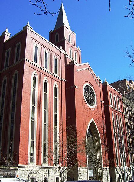 LDS Church in Harlem