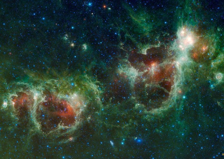 A joint UCLA/NASA/JPL/Caltech image