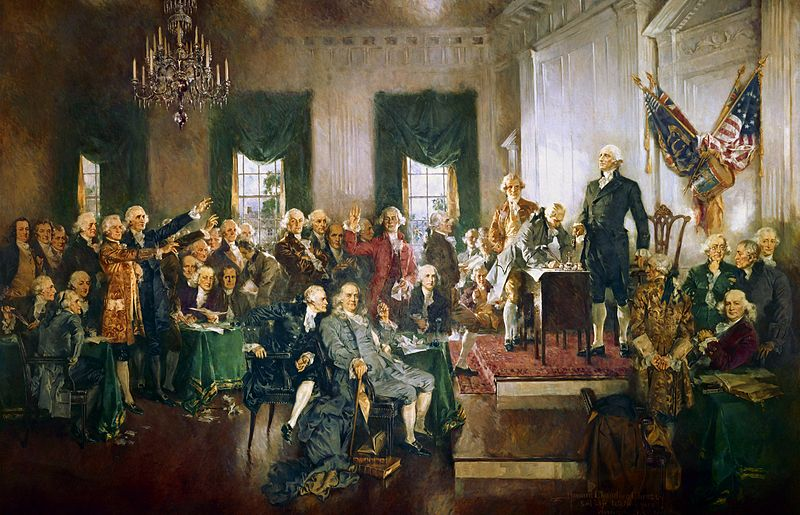 Christy Constitutional Convention