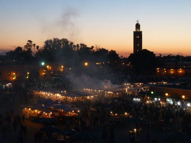 Marrakesh, fi al-Maghrib