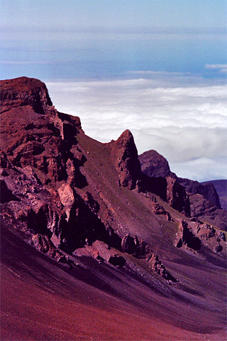 A view from Haleakala