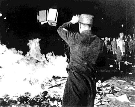 Bebelplatz Bücherbrennung zu Berlin