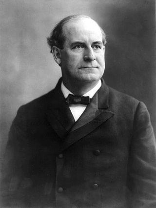 W. J. Bryan, before his death