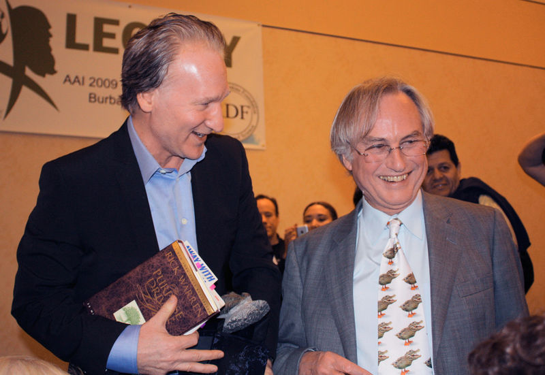 Maher and Dawkins