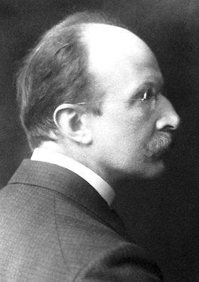 Professor Planck in 1918