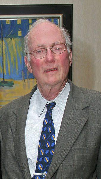Charles Townes, 1964 Nobel laureate