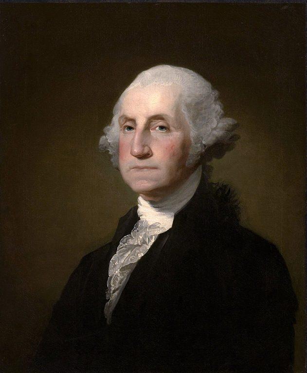 Gilbert Stuart's Washington