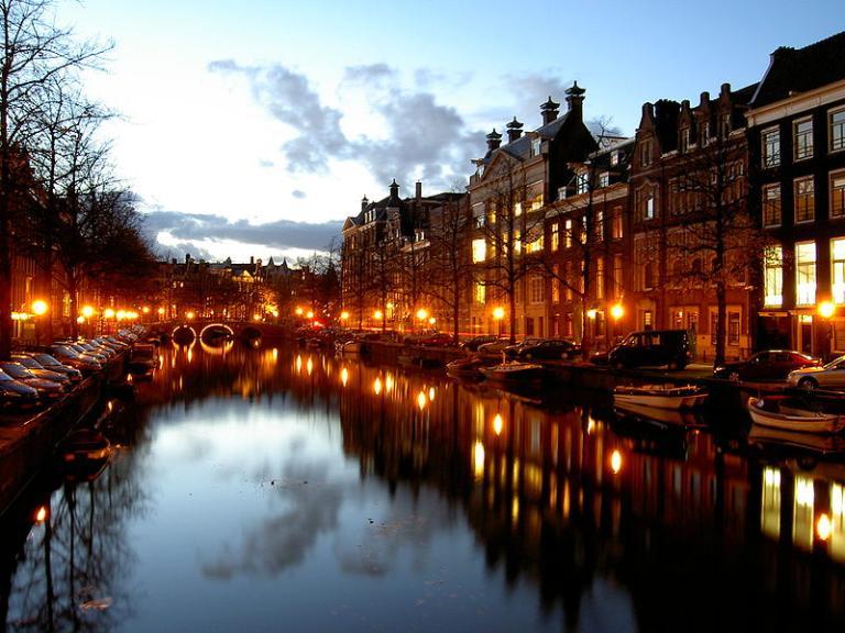 Amsterdamer Altstadt