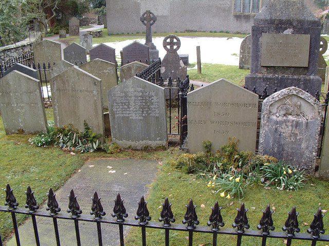 Wordsworth's last resting place