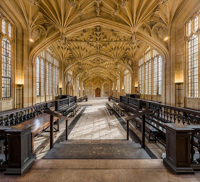 Oxford Div School