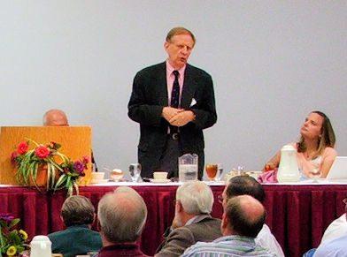 Bushman at 2011 JWHA
