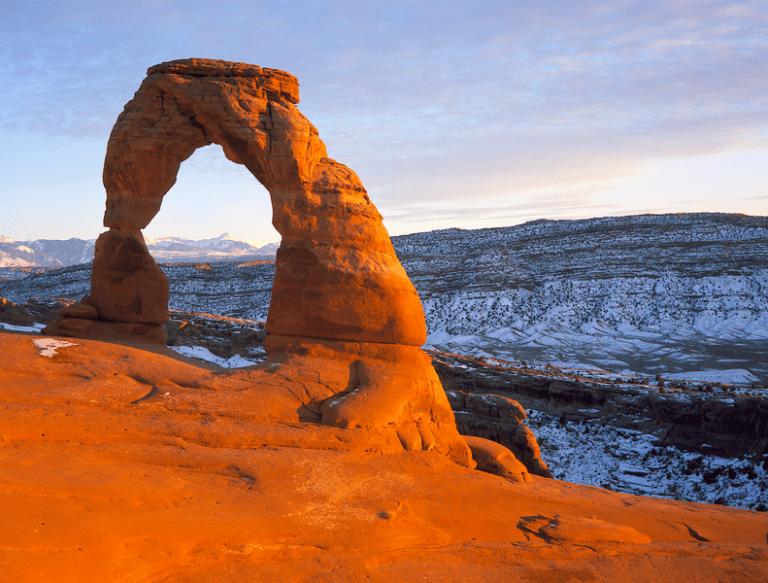 One of Utah's iconic symbols