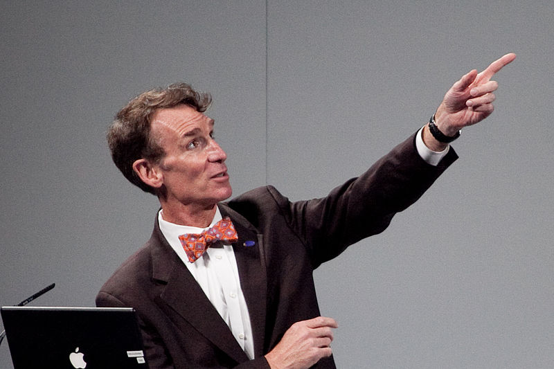 Science Guy Bill Nye