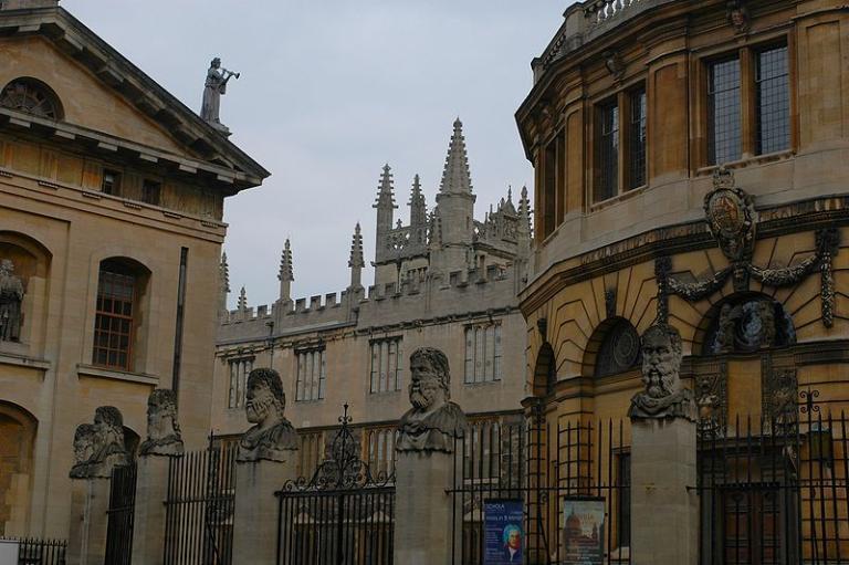 Oxford scenes