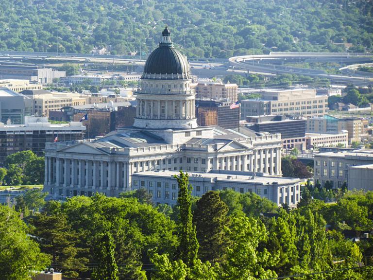 Utah's Capitol Building